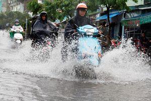 Miền Bắc tiếp tục mưa lớn, lượng mưa sẽ giảm nhanh trong ngày mai