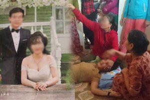 Xót xa tiếng khóc nghẹn lòng của cô dâu Quảng Trị trong vụ tai nạn 13 người chết