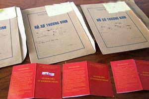 Nghệ An: Tiếp tục đình chỉ chế độ của 569 thương binh không đúng đối tượng