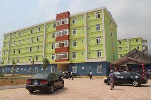 Dự án nhà ở công nhân Vũng Áng, Hà Tĩnh: Đầu tư cho tầm nhìn dài hạn