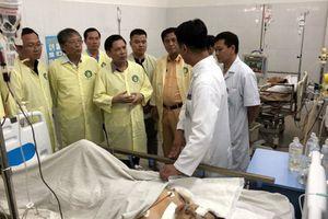 Sức khỏe 4 nạn nhân sống sót trong vụ tai nạn ô tô thảm khốc ở Quảng Nam hiện ra sao?