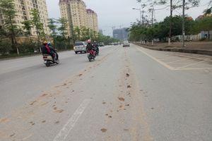 Thủ phạm gây mất vệ sinh môi trường đường phố