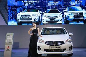 Mitsubishi giảm giá đồng loạt xe nhập khẩu để 'câu' khách