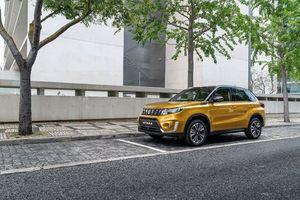 Suzuki Vitara 2019 sắp ra mắt có gì mới?