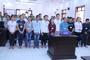 Xét xử 20 bị cáo tham gia gây rối ở Đồng Nai