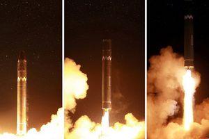 Triều Tiên bị nghi đang chế tạo tên lửa liên lục địa