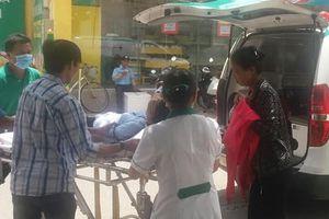 Trễ kinh 2 tuần, bệnh nhân nguy kịch vì thai ngoài tử cung bị vỡ
