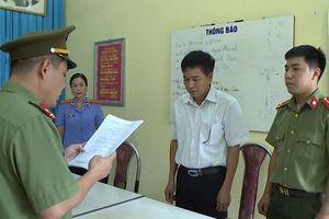 Sơn La: Khởi tố, bắt tạm giam bị can vụ gian lận điểm thi