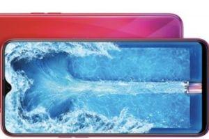 Oppo hé lộ smartphone F9 tại Việt Nam, màn hình tràn như Find X