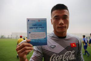 'Nếu U-23 Việt Nam chiến thắng, tôi phải đi mua thuốc uống'