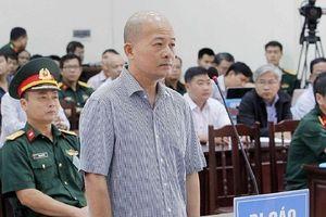 Cựu thượng tá Út 'trọc' lãnh án 12 năm tù