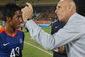 Đội U23 Ấn Độ tức giận vì không được dự ASIAD 2018