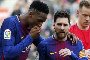 Cá cược sút phạt với Messi, hậu vệ Barca mất hàng trăm euro