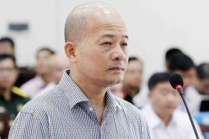 'Út trọc' Đinh Ngọc Hệ bị tòa quân sự tuyên phạt 12 năm tù