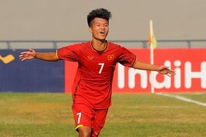 U16 Việt Nam 'đè bẹp' U16 Timor Lester, dẫn đầu bảng A
