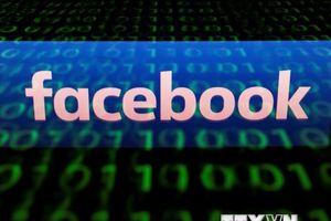 Facebook đóng nhiều tài khoản bị cáo buộc can thiệp bầu cử quốc hội Mỹ