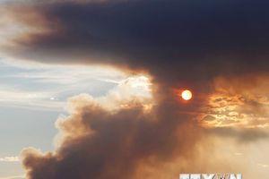 Đan Mạch cử nhóm cứu hỏa hỗ trợ Thụy Điển đối phó với cháy rừng