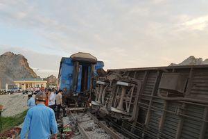 Xử lý trách nhiệm Cục trưởng Cục Đường sắt vì để xảy ra tai nạn liên tiếp