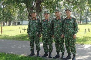 Việt Nam đang đứng thứ hai phần thi 'Bếp dã chiến'