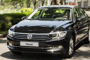 Volkswagen Passat BlueMotion Comfort có giá 1,4 tỷ đồng tại Việt Nam