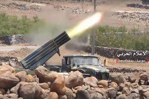 Quân đội Syria mở đợt tấn công bất ngờ nhằm vào phía bắc Latakia