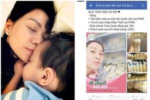 Vất vả vắt sữa nuôi con nhưng bị nhãn hàng lợi dụng quảng cáo trá hình, Thu Minh gay gắt: 'Đó là sự bất nhân'