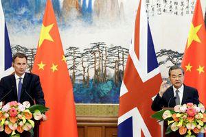 Ngoại trưởng Anh công du Trung Quốc: Định hình quan hệ đối tác mới
