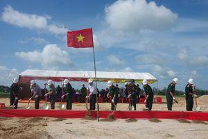 Khởi công xây dựng dự án 'Đường dân sinh biên giới khu vực tỉnh An Giang'