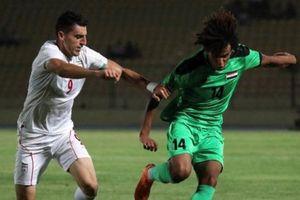 Đội U.16 gian lận tuổi khiến Olympic Iraq có thể bị loại khỏi ASIAD 2018