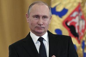 Tổng thống Putin thành lập tổng cục giáo dục lòng yêu nước cho binh sĩ