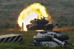 Những khoảnh khắc ấn tượng trong giải đấu xe tăng quốc tế tại Nga