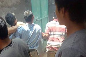 Sau tiếng nổ lớn, 2 học sinh bị thương nặng
