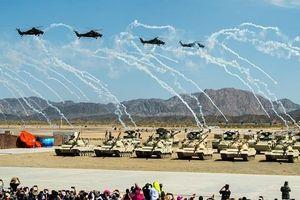 Hội thao quân sự quốc tế: 'Mỏ vàng' của ngành xuất khẩu vũ khí Trung Quốc