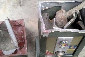 Đại gia trình báo mất két sắt chứa tài sản trị giá khoảng 2 tỷ