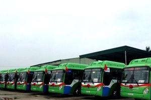 Hà Nội: Khai trương tuyến xe buýt nhiên liệu sạch CNG đầu tiên