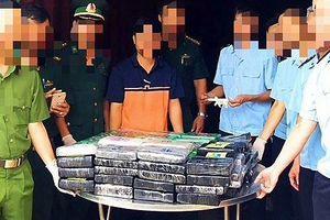 Khởi tố điều tra vụ vận chuyển 119kg cocain