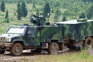 Cộng hòa Séc mua 80 xe bọc thép hạng nhẹ S-LOV-CBRN