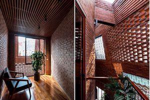 Công trình kiến trúc Việt Nam bất ngờ giành Giải thưởng A+ năm 2018