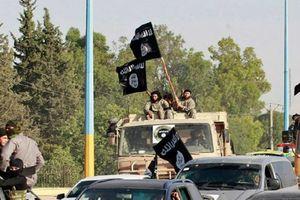 Phiến binh IS tấn công trong tuyệt vọng ở Syria