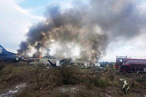 Vụ tai nạn máy bay Mexico: Điều gì làm máy bay rơi?