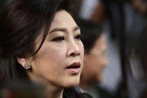 Thái Lan đề nghị Anh dẫn độ cựu Thủ tướng Yingluck