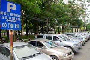 TPHCM: Hôm nay bắt đầu thu phí đỗ xe theo giờ