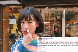 Phản ứng 'khó đỡ' của sao Việt đằng sau sự 'đụng hàng' trong nghệ danh