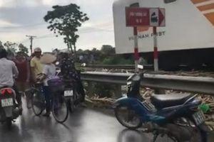 Lại xảy ra tai nạn tàu hỏa ở Nam Định, không phải 8 người tử vong như tin đồn