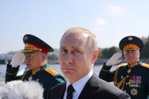 Tổng thống Putin thành lập tổng cục ái quốc trong quân đội Nga