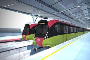 Cùng chiêm ngưỡng thiết kế của 10 đoàn tàu Metro ở Hà Nội