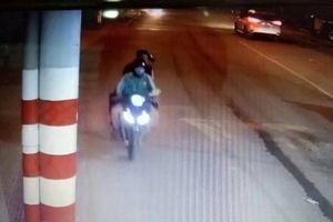 Lái xe ôm bị giết:Trích xuất camera, phát hiện tài xế chở 2 thanh niên