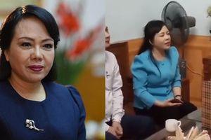 Bất ngờ trước giọng hát chay cực ngọt của Bộ trưởng Bộ Y tế - Nguyễn Thị Kim Tiến