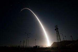 Mỹ hủy phóng thử nghiệm tên lửa liên lục địa