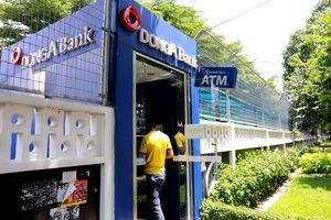 'Vịn' có dấu hiệu tội phạm, DongABank chỉ tạm ứng 50% số tiền khách hàng bị mất